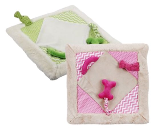Picture of AFP Little Buddy Play Mat Roze 50x50x2cm