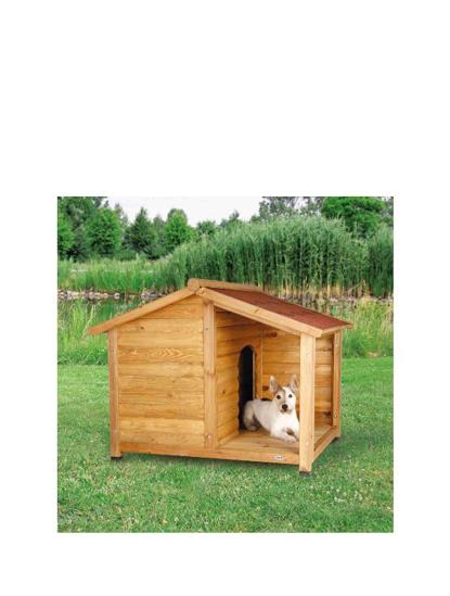 Afbeeldingen van Honden huis Lodge