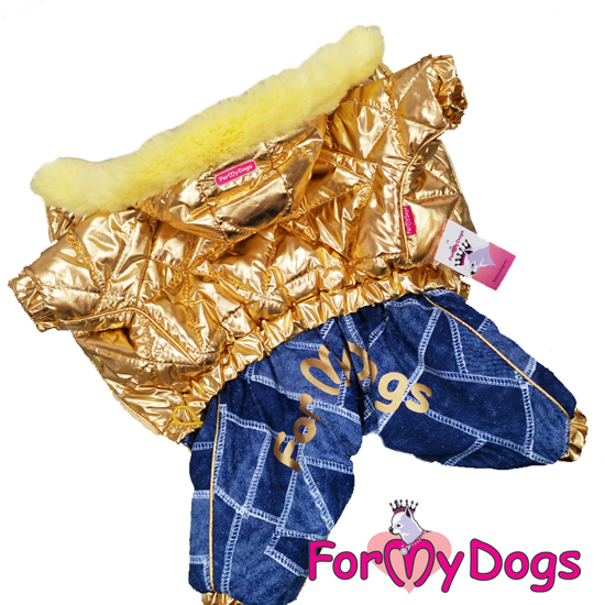 Picture of ForMyDogs  Little Gold