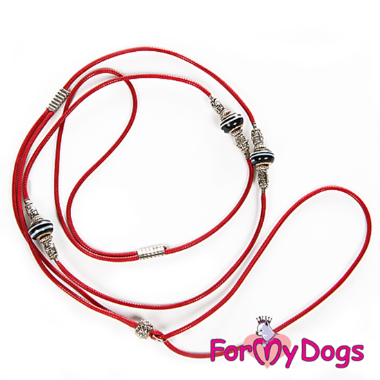 Picture of ForMyDogs  showlead Red