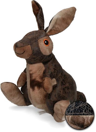 Afbeeldingen van Elegant Rabbit Donker bruin