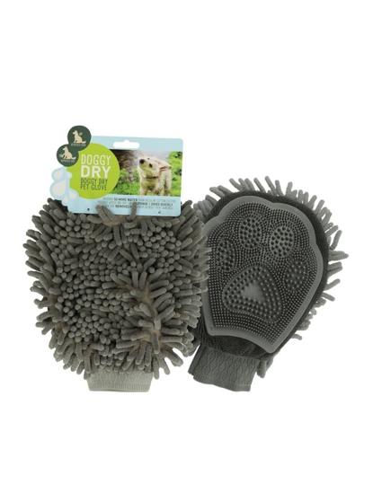 Afbeeldingen van Doggy Dry Pet Glove and Hair Remover